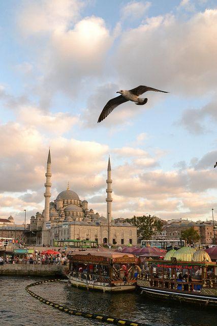 Eminönü, İstanbul - Turkei...