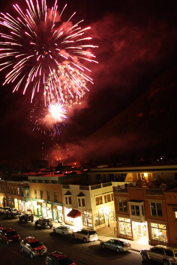 best places for july 4th california