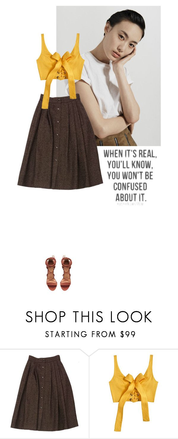 """Happy Monday everyone 💜"" by matea0605 ❤ liked on Polyvore featuring Guy Laroche and MARA"