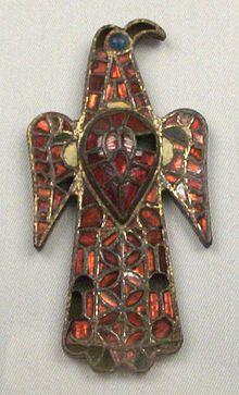 Resultado de imagen para germanic jewelry century X