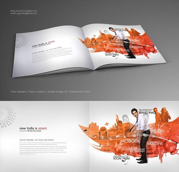 30  Real Estate Brochure Designs for Inspiration