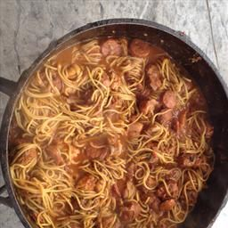 Pasta Jambalaya (Pastalaya) on BigOven: Cajun Pasta version of our famous Jambalaya.