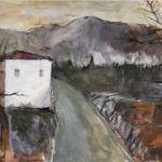 «Τα Πέντε Στοιχεία» του ζωγράφου Γιάννη Πανουτσόπουλου από την Άνδρο στο Κολωνάκι
