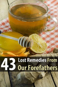Anne from Ask A Prepper wrote an article about simple remedies for things like fevers, headaches, coughs, rashes, toothaches, and more.