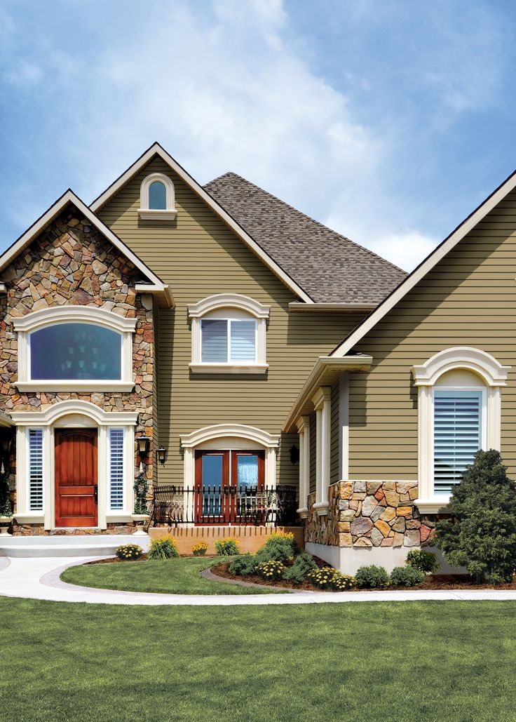 46 best siding certainteed images on pinterest for Certainteed siding