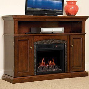 Best Electric Fireplace Tv Stand Reviews Chimneyfree Lynwood