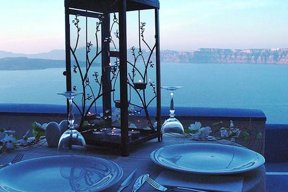 Secluded Honeymoon at Astarte Suites Hotel