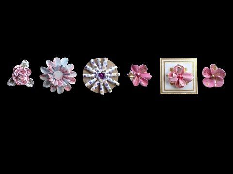 How to create a Candi Rose with Craftwork Cards | Craft Academy - YouTube