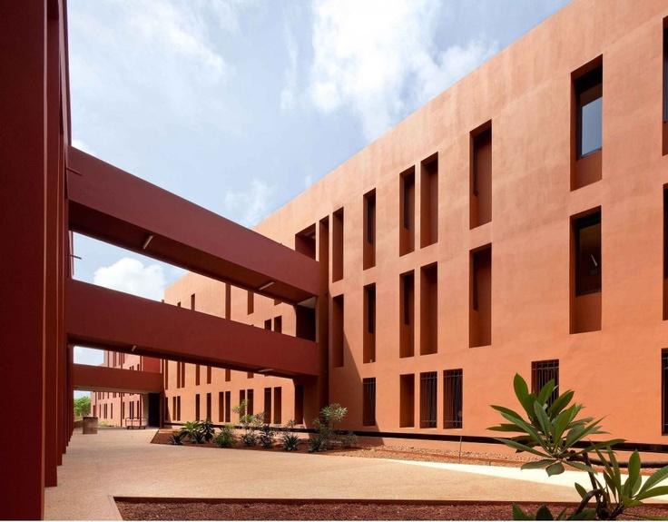 High School by Jean Mermoz - Senegal