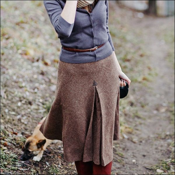 Classy Tweed Fashion Trends (38)