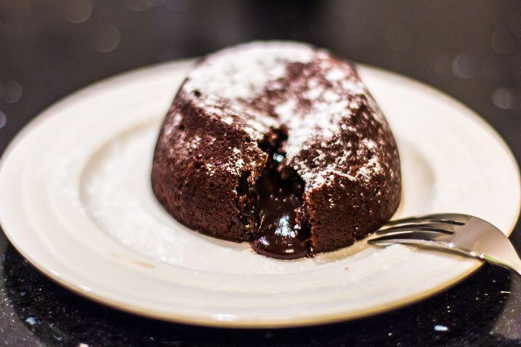 Het perfecte dessert: molten lava cakes - Zoetrecepten