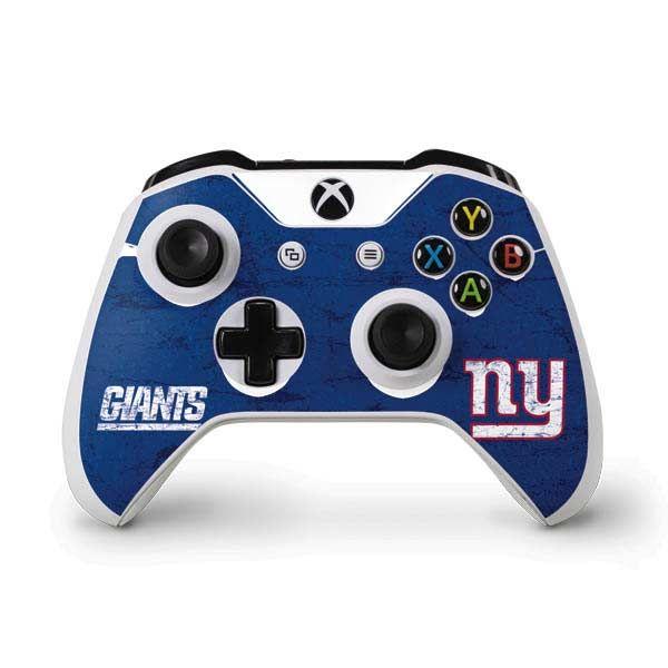 New York Giants Distressed Xbox Gaming Skins Batman Xbox One Xbox One S Xbox