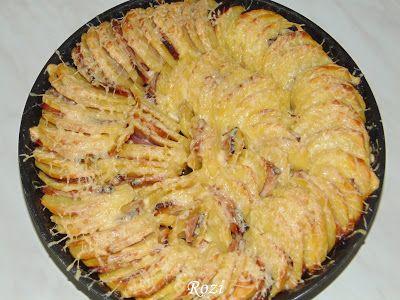 Rozi erdélyi,székely konyhája