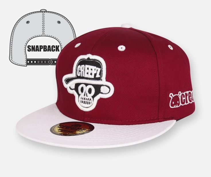 Snapback Big Chimp Tango Red - creepzshop