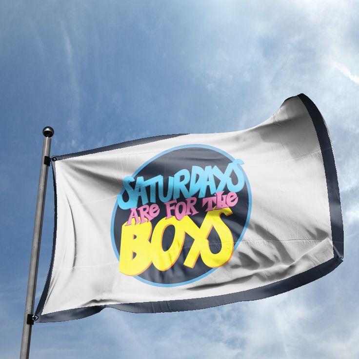 SAFTB 1 Flag Barstool Sports Flag, Cal logo, School logos