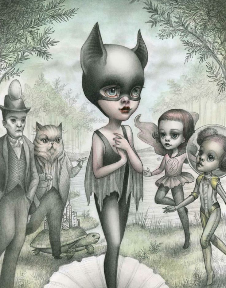 226 best images about Pop Surrealism & Lowbrow on Pinterest ...