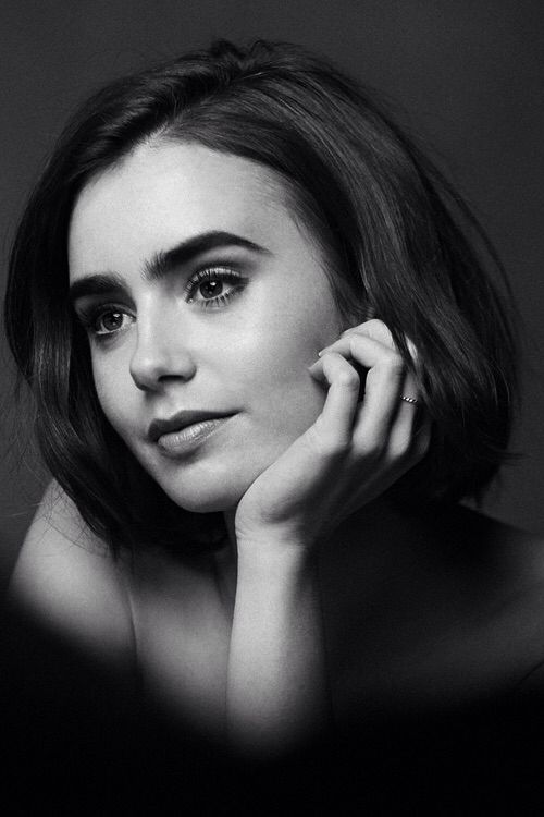 Lily Collins is the new Audrey Hepburn