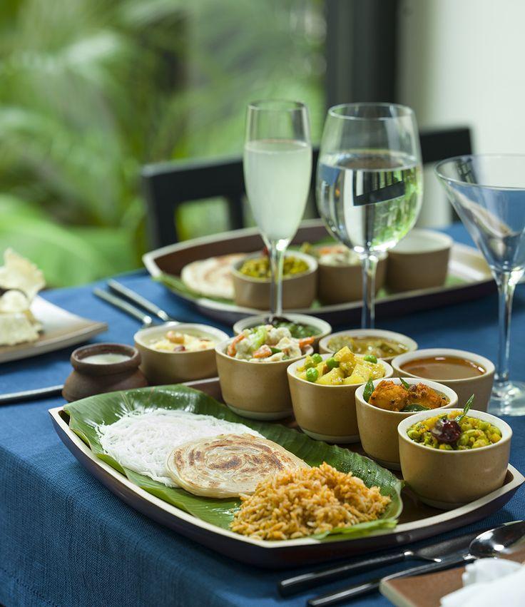 Let the South takeover your palate! #vivantabytaj #vivanta #Raintree #FineDinning #Connemara #Chennai #SouthIndia
