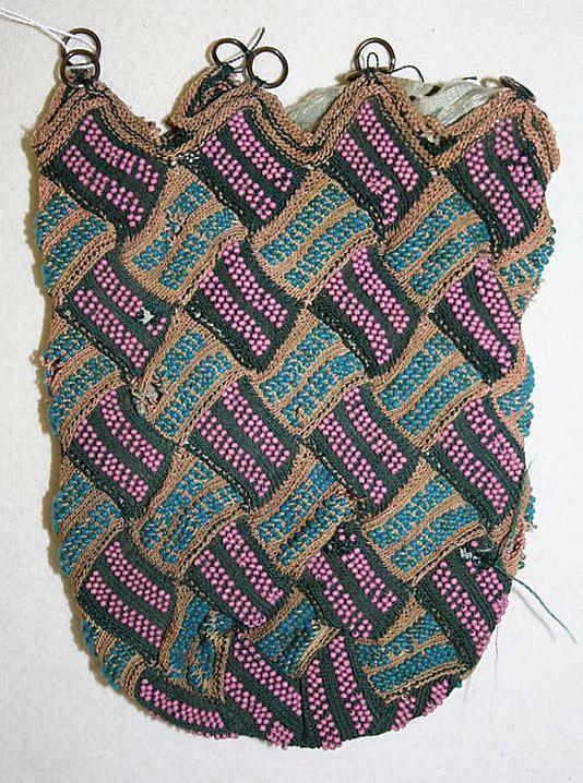 late 1700 - early 1800 - Bag
