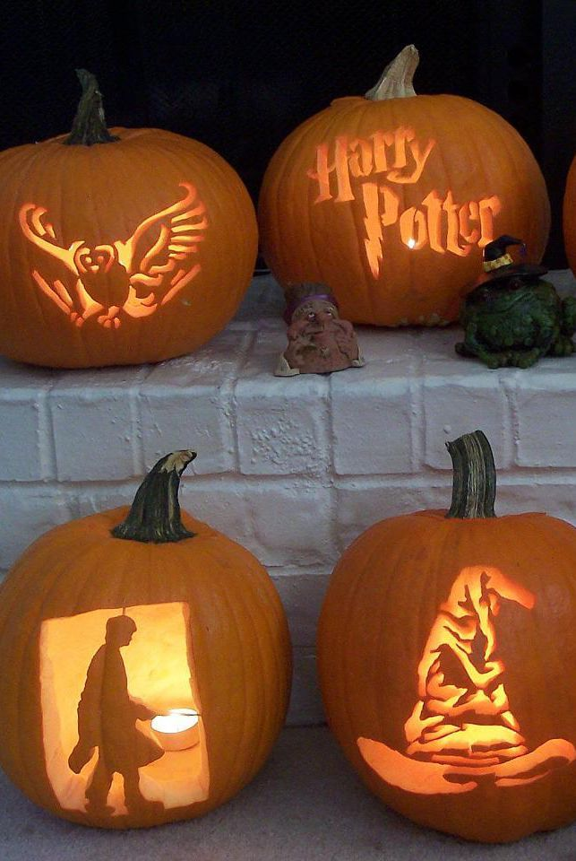 The Best Harry Potter Pumpkin Carving Ideas