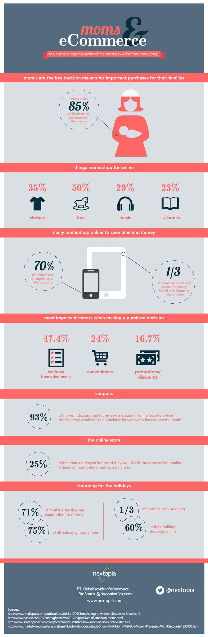 In honour of Mother's Day approaching, this infographic shows how Moms shop online and what they are searching for! ‪#‎ecommerce‬ ‪#‎infographic‬ ‪#‎mothersday‬ ‪#‎shopping‬ ‪#‎online‬ ‪#‎retail‬ ‪#‎mom‬ ‪#‎blog‬