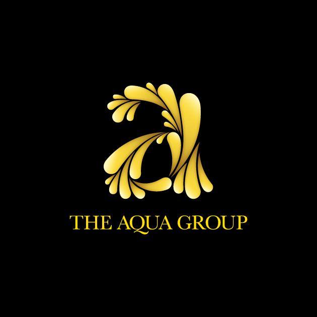 Logottica featured logo The Aqua Group by lhtkcrono