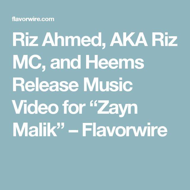 "Riz Ahmed, AKA Riz MC, and Heems Release Music Video for ""Zayn Malik"" – Flavorwire"