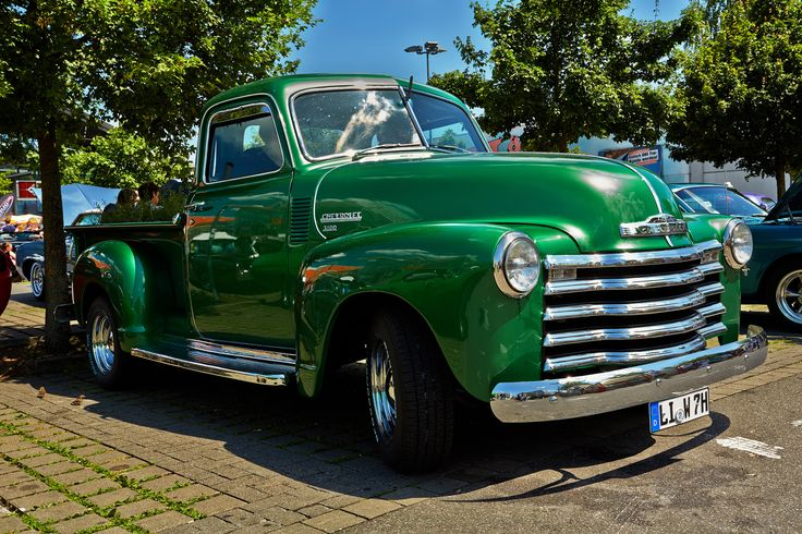 Chevrolet 3100 Truck | Flickr - Photo Sharing!