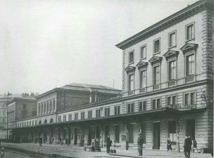 Těšnovské nádraží