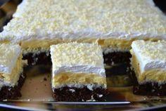 Ilyen finomság kerül az ünnepi asztalra: kókuszcsókos, vaníliakrémes csoda!