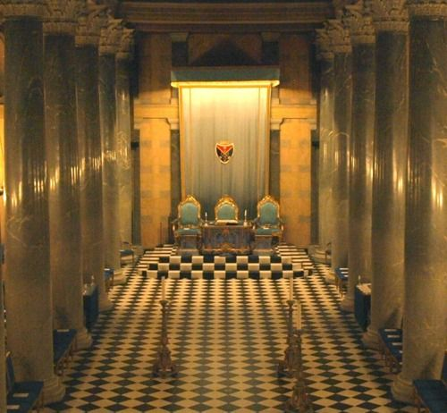 Masonic Temple of the Swedish Order Of Freemasons (Grand Lodge of Sweden), the Regular/Recognized Grand Lodge of that Jurisdiction.