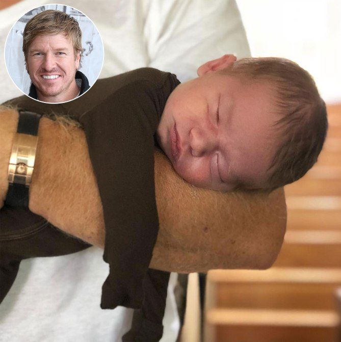 Crew Gaines Is 1! See Chip & Jo's Most Adorable Baby Pics