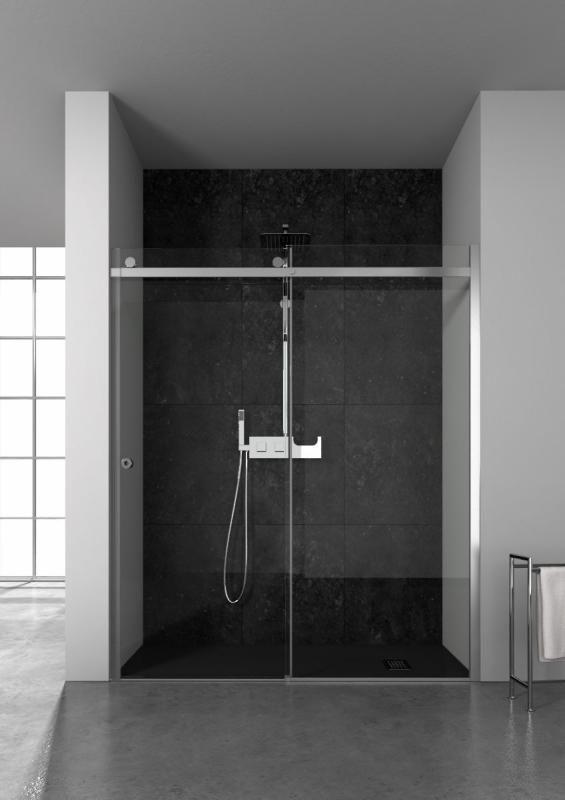 La versatilità e la qualità del box doccia Grandform (con