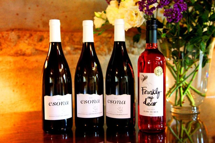 The Esona Boutique Wine Range