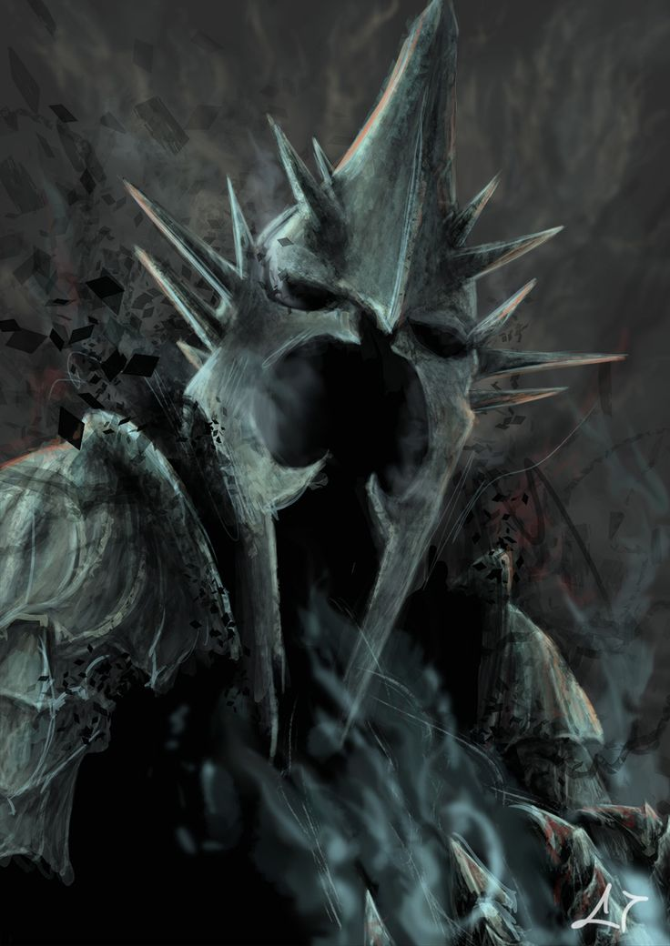 """landstriderdovahkiin: """"He wields ice, fear and death"""""""