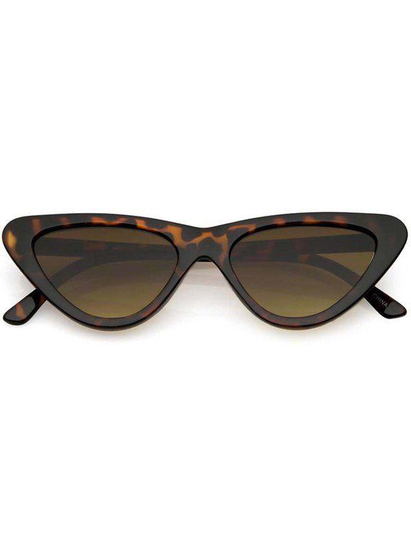 efe452c6a3ae7 Óculos Cat Eye 77 Tartaruga