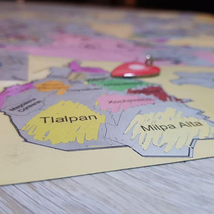 Rasca Mapa de TODOS los municipios de México – Rasca Mapas