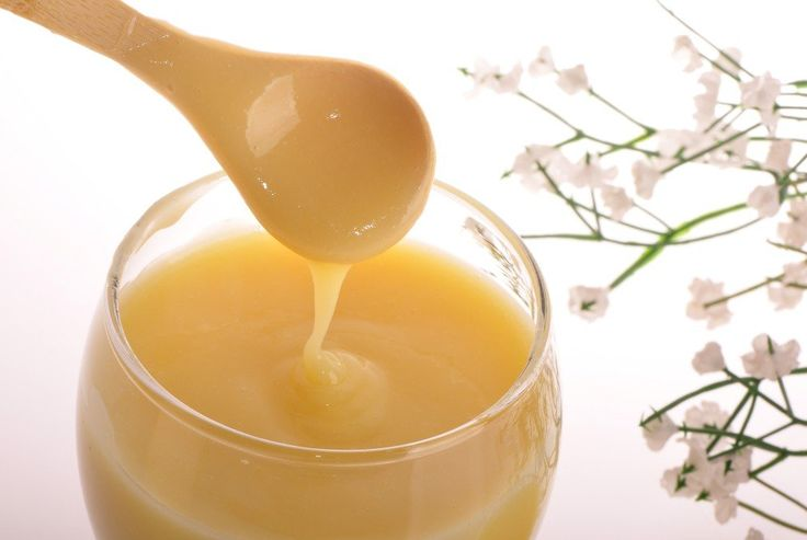 Royal jelly is a creamy product secreted by worker bees for the sake of feeding the queen, it is produced by honeybees in order to feed the larvae ...