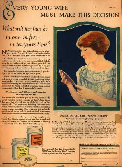 This site has some really interesting old ads - click through to browse by category and era!