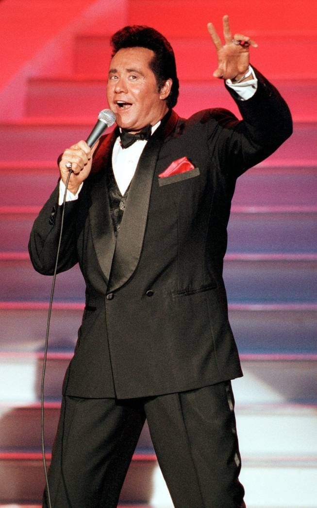 Wayne Newton at the MGM Grand -saw this show twice