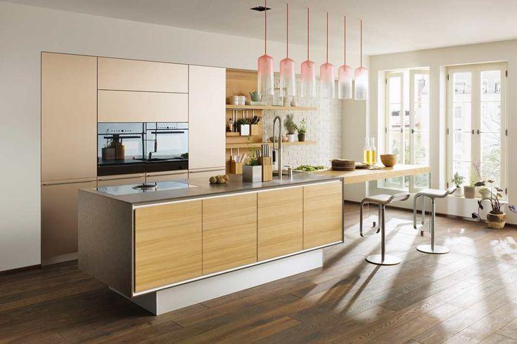The 25+ best Team 7 küche ideas on Pinterest | moderne Bauernhaus ... | {Holzküchen erle 22}