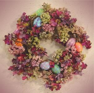 Easter Wreath: Easter Things, Eastereggvin L Jpg 303 301, Easter Decor, Holidays, Easter Wreaths, Easter Eggs, Spring East Decor, Eastereggvine L Jpg 303 301, Easter Inspiration