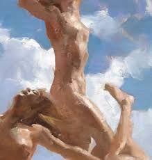 Картинки по запросу живопись Тянут сети