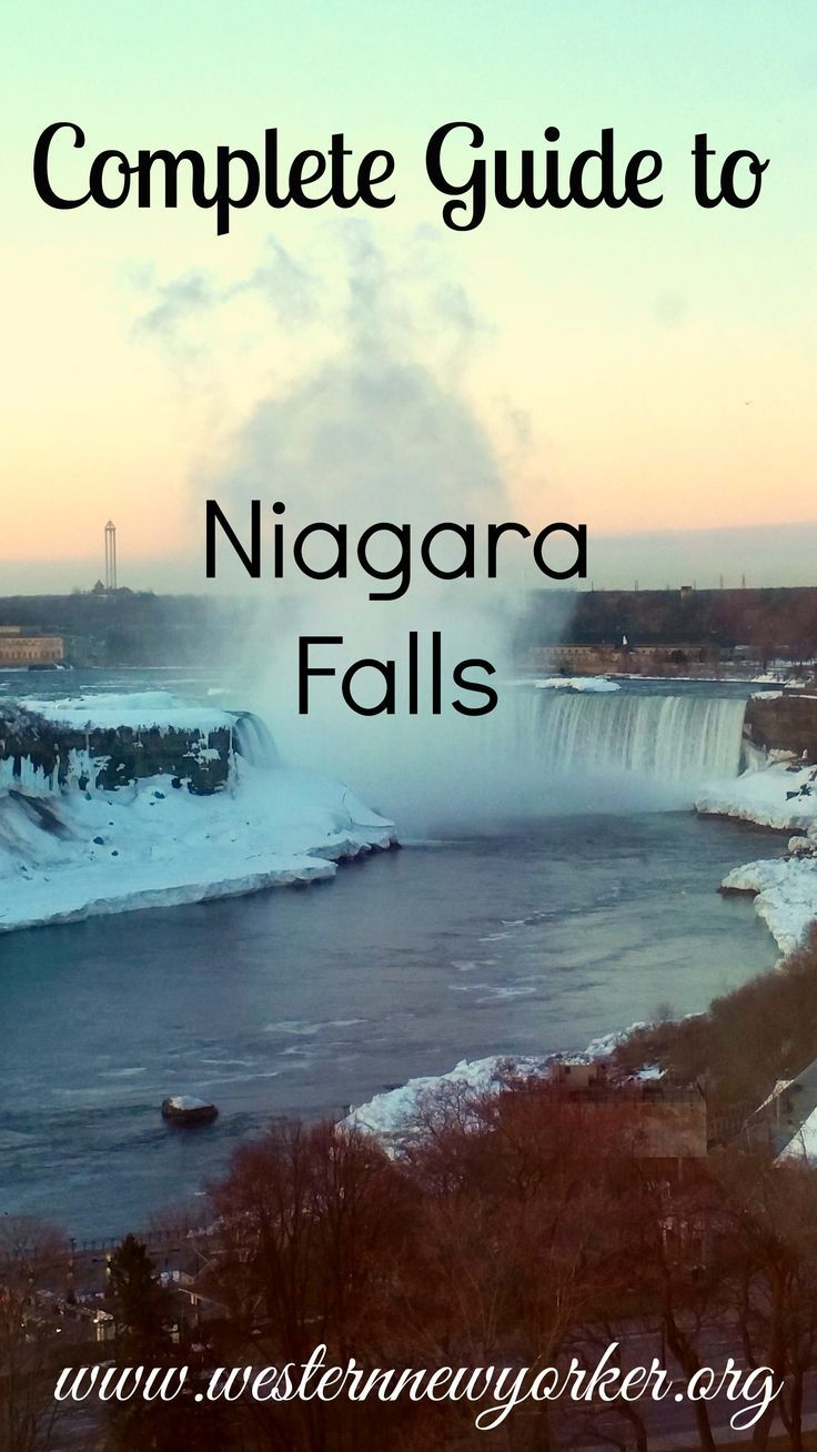 my family vacation to niagara falls Here's our list of the top 10 things to do in niagara falls (need more than 10  things to do on your trip to niagara falls then check out 5 fun.