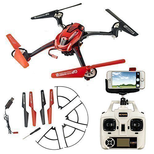 WildGrow? F8 GPTOYS F2C ToyJoy F1C RC Quadcopter 4CH 2.4GHz 6 Axis Gyro Nano Drone 360¡ã Flip RC Aircraft Mini Helicopter Beginners - http://www.midronepro.com/producto/wildgrow-f8-gptoys-f2c-toyjoy-f1c-rc-quadcopter-4ch-2-4ghz-6-axis-gyro-nano-drone-360a-flip-rc-aircraft-mini-helicopter-beginners/