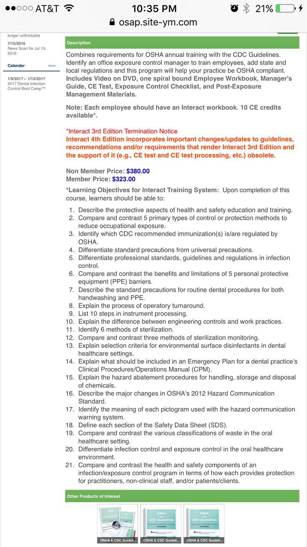 Workbooks infection control workbook : 72 best OSHA/HIPAA Compliance images on Pinterest | Crossword ...