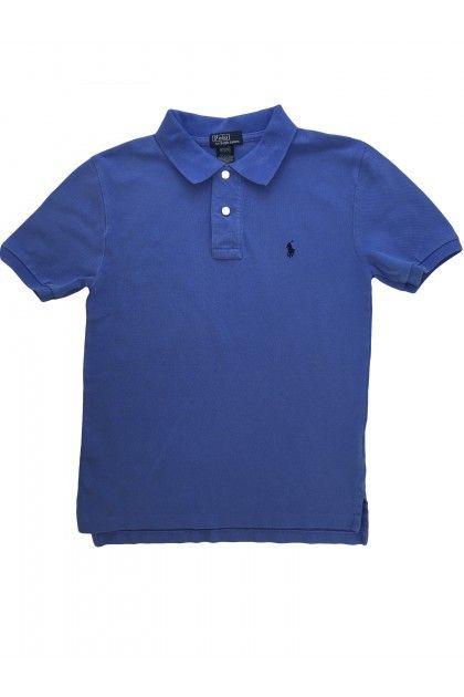 Купи Блуза с къс ръкав Polo by Ralph Lauren Polo by Ralph Lauren, 8.00 лв. - модерни детски дрехи за момчета от KidsMall, модел № 32921. Качествени и ниски цени! Клик Тук