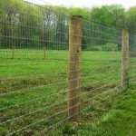Woven High Tensile Fence