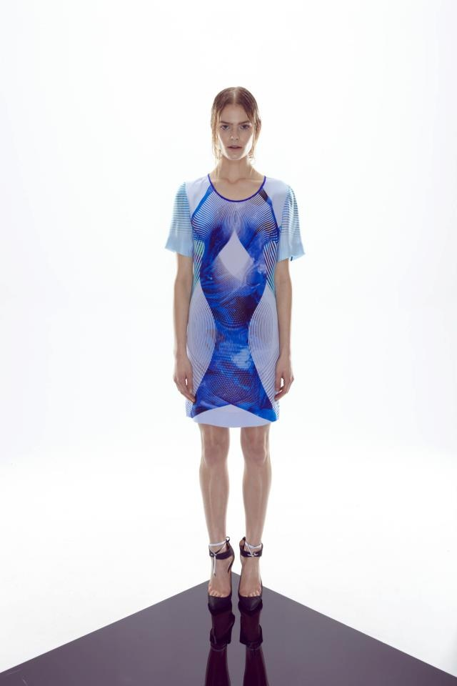DION LEE S/S 2013 | http://fashionix.com/profile.php?id=247