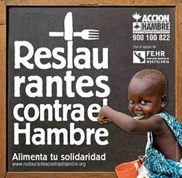 La III Edición de 'Restaurantes contra el Hambre' consigue 110.000 euros para luchar contra la desnutrición http://www.vinetur.com/2013013111338/la-iii-edicion-de-restaurantes-contra-el-hambre-consigue-110000-euros-para-luchar-contra-la-desnutricion.html
